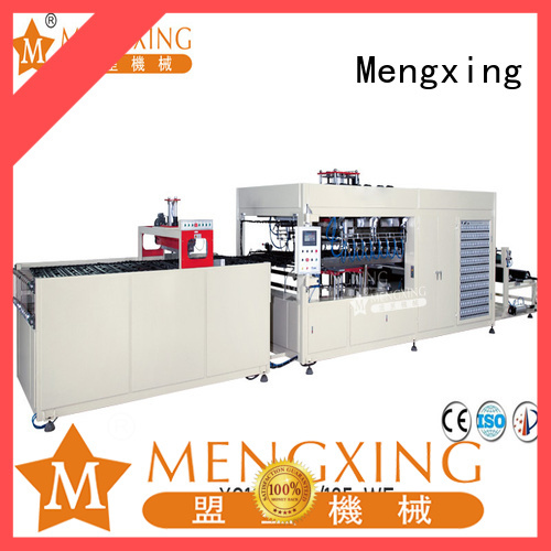 oem industrial vacuum forming machine favorable price lunch box production