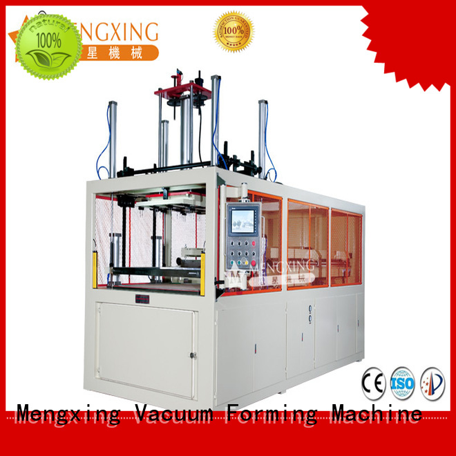 Mengxing top selling vacuum forming machine for sale industrial