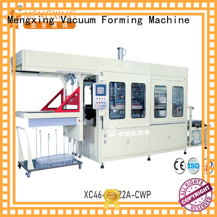oem plastic forming machine favorable price easy operation