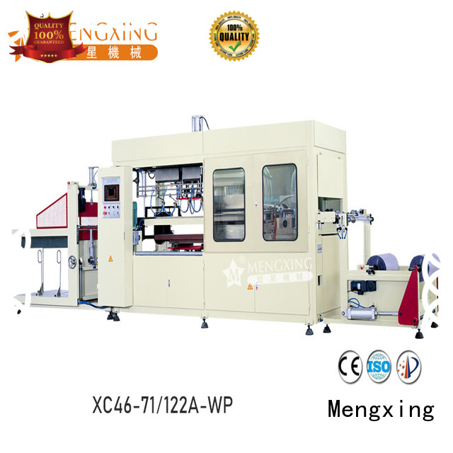 Mengxing vacuum forming machine for sale industrial best factory supply