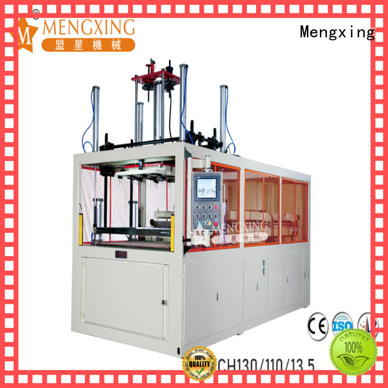 Mengxing vacuum forming machine industrial lunch box production