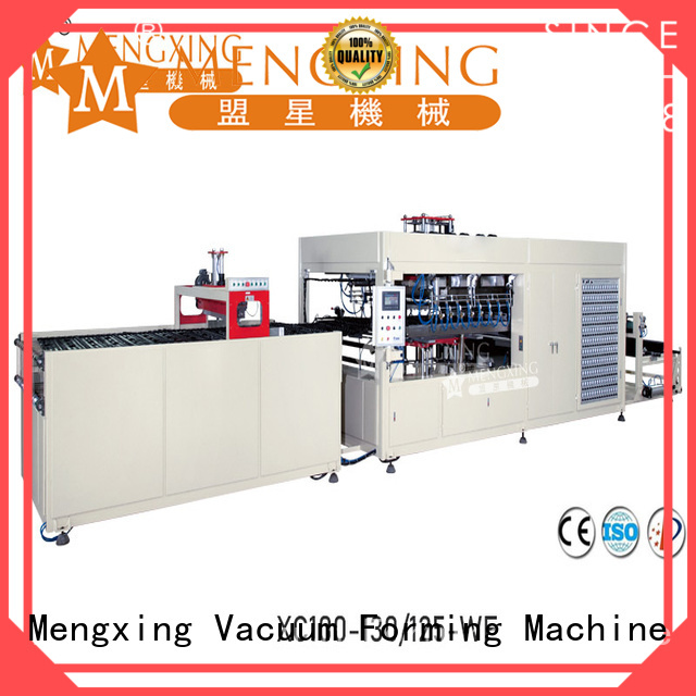 top selling vacuum forming machine industrial