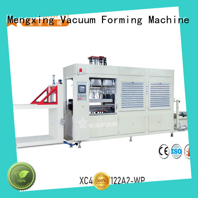 Mengxing fully auto vacuum forming machine industrial best factory supply