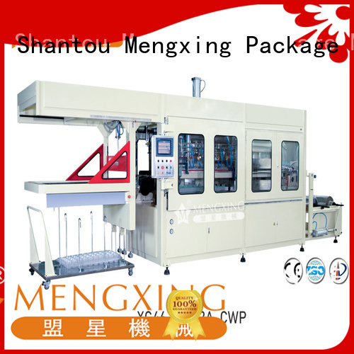 Mengxing vacuum forming machine for sale industrial lunch box production
