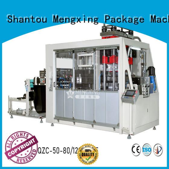 Mengxing easy-installation plastic molding machine best factory supply efficiency