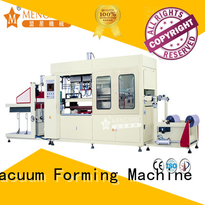 Mengxing vacuum molding machine favorable price easy operation