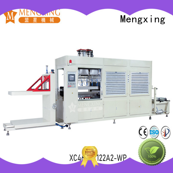 Mengxing pp thermoforming machine favorable price easy operation