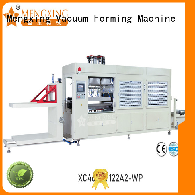 top selling vacuum forming machine industrial lunch box production