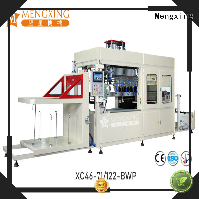 Mengxing top selling vacuum forming machine for sale industrial easy operation