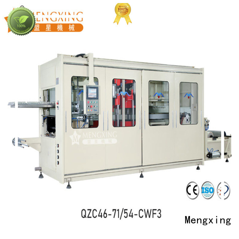 Mengxing thermoforming machine universal efficiency