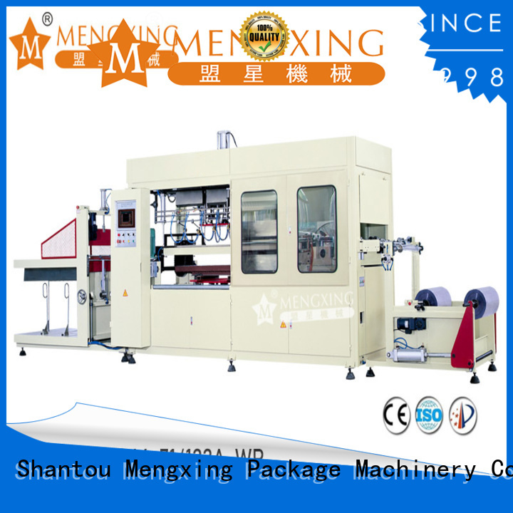 fully auto vacuum forming machine for sale favorable price lunch box production