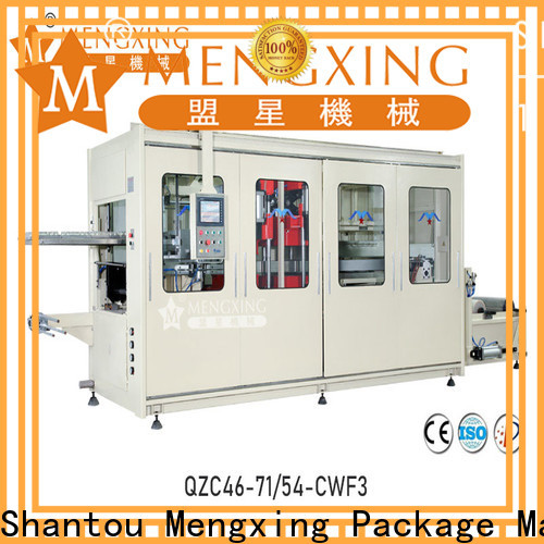 high-performance vacuum moulding machine universal efficiency