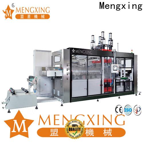 high-performance vacuum pressure forming machine best factory supply efficiency