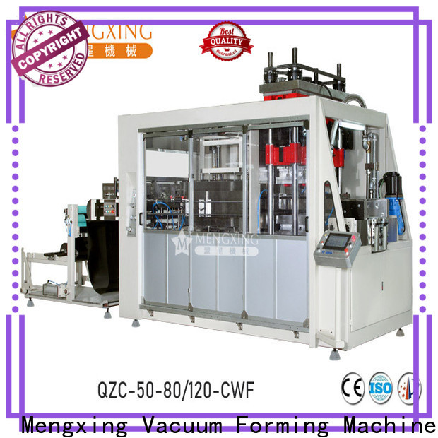 Mengxing tray forming machine best factory supply efficiency