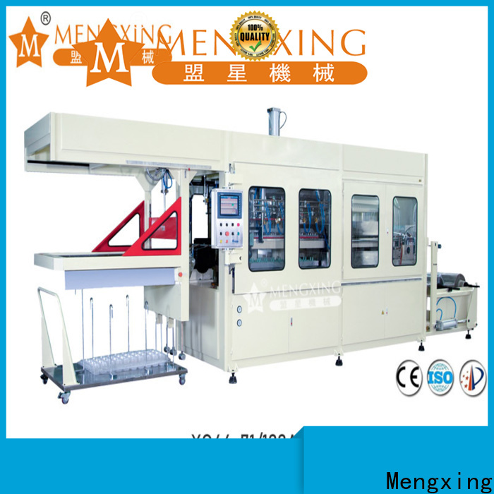 top selling plastic vacuum forming machine industrial fast delivery