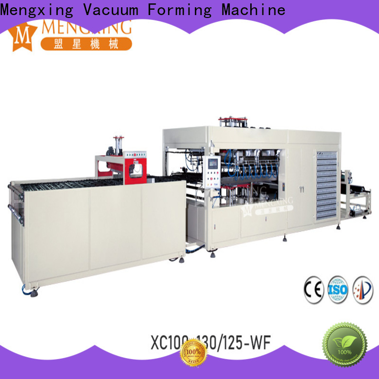 Mengxing industrial vacuum forming machine plastic container making