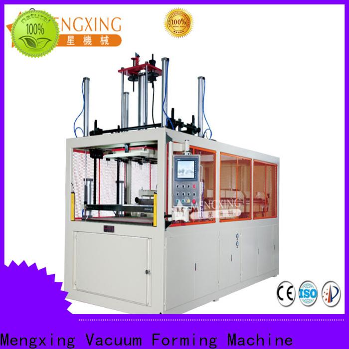Mengxing plastic vacuum forming machine industrial easy operation