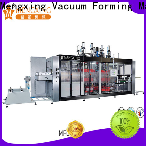 Mengxing easy-installation plastic molding machine best factory supply efficiency