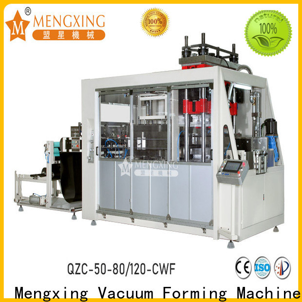 Mengxing high-performance thermoforming machine universal for sale