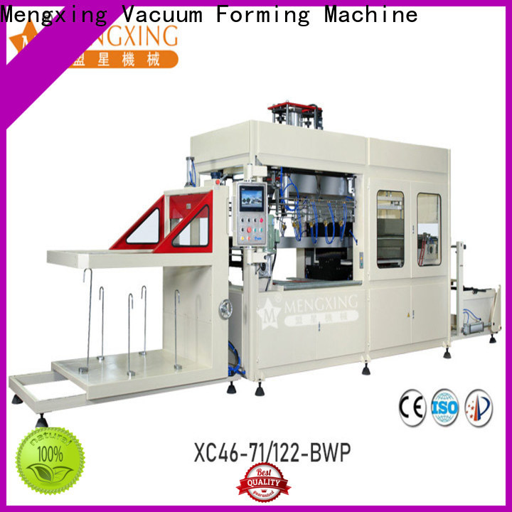 top selling industrial vacuum forming machine favorable price lunch box production