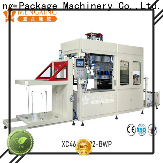 Mengxing oem vacuum forming machine for sale industrial